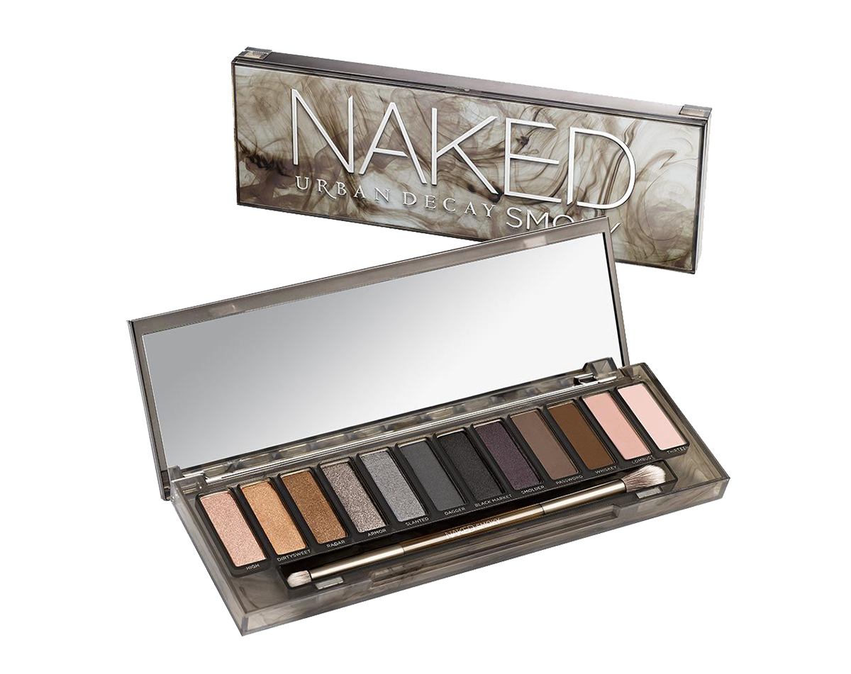 Phấn mắt Urban Decay Naked Smoky Eyeshadow Palette