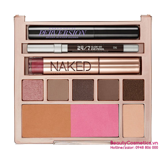 Bảng màu phấn mắt Urban Decay Naked on The Run