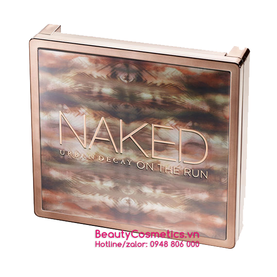 Phấn mắt trang điểm Urban Decay Naked On The Run Palette
